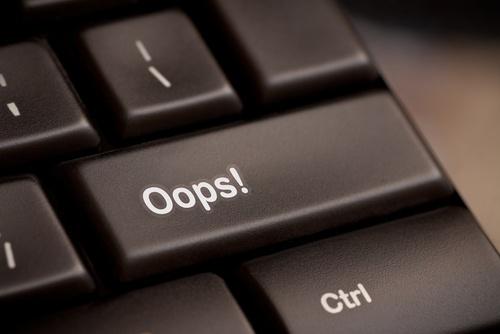 Oops_Inbound_Fail
