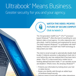 Intel Ultrabook Email