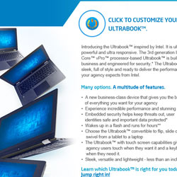 Intel Ultrabook 2 Email