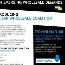 SAP Wholesale Grants Email