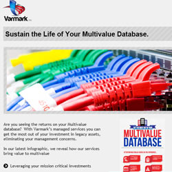 Varmark Multivalue Database Email
