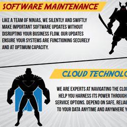 BDK Datacenter Defenders Infographic