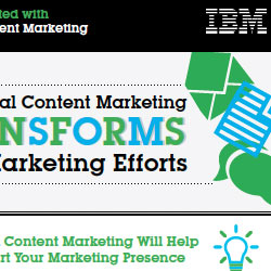 IBM Transforms Infographic