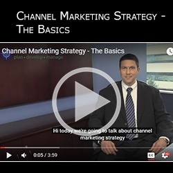 Channel Marketing Strategy: The Basics