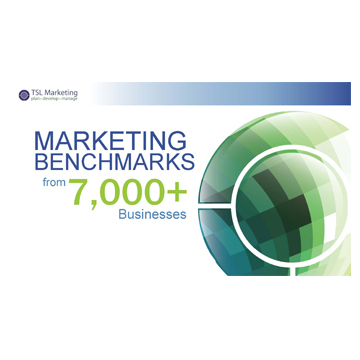 Marketing Benchmarks eBook