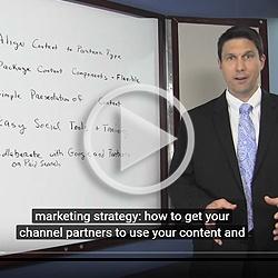 Getting Channel Partners to Use Your Content & Channel Marketing Tools
